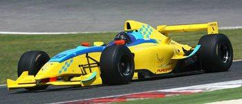 Fórmula Nissan 3000