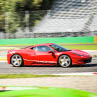 Laps on Ferrari 458 Italia in Imola with Puresport