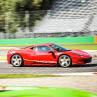 Giri di pista su Ferrari 458 Italia a Imola con Puresport