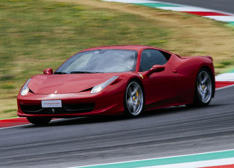Drive a Ferrari 458 Italia in Mugello with Puresport