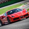 Drive a Ferrari 488 GTB in Magione with Puresport