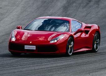 Giri di pista su Ferrari 488 GTB a Mugello con Puresport