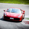 Laps on Ferrari 488 GTB in Vallelunga with Puresport