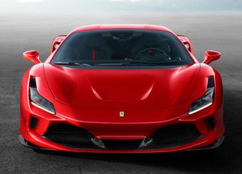 Prova una Ferrari F8 Tributo in pista con Puresport a Tazio Nuvolari