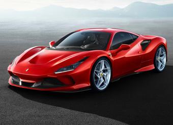 Drive a Ferrari F8 Tributo in Vallelunga with Puresport