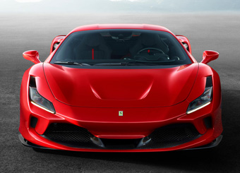 Try a Ferrari F8 Tributo on racetrack with Puresport in Vallelunga