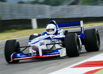 Drive a Formula 1 in Mugello with Puresport