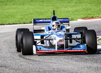 Drive a Formula 1 in Tazio Nuvolari with Puresport