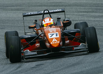 Drive a Formula 3 F308 Volkswagen in Mugello with Puresport