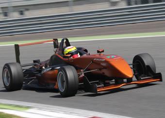 Drive a Formula 3 F308 Volkswagen in Tazio Nuvolari with Puresport