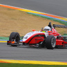 Laps on Formula 3 in Franciacorta with Puresport