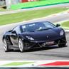 Drive a Lamborghini Gallardo in Magione with Puresport