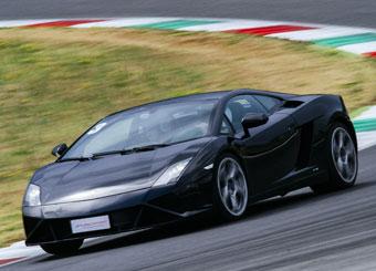 Prueba un Lamborghini Gallardo en un circuito con Puresport in Mugello