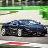 Giri di pista su Lamborghini Gallardo a Vairano con Puresport