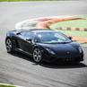 Try a Lamborghini Gallardo on racetrack with Puresport in Varano