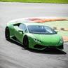 Giri di pista su Lamborghini Huracán a Cremona con Puresport