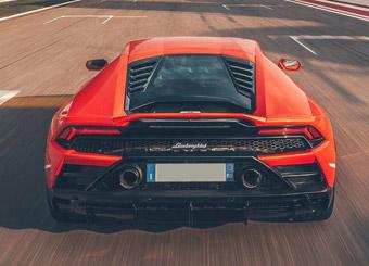 Prova una Lamborghini Huracán EVO in pista con Puresport a Hockenheimring