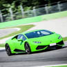 Drive a Lamborghini Huracán in Magione with Puresport