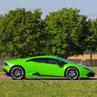 Drive a Lamborghini Huracán in Vairano with Puresport