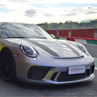 Laps on Porsche 911 GT3 in Adria with Puresport