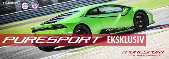 Eksklusivt med Puresport